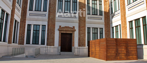 Museo del Automóvil en Málaga Antiguo edificio Tabacalera