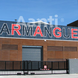 Armangue Industrial Building
