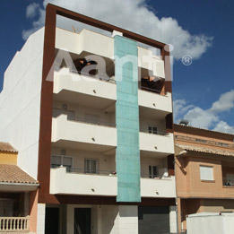 Housing in Alcantarilla