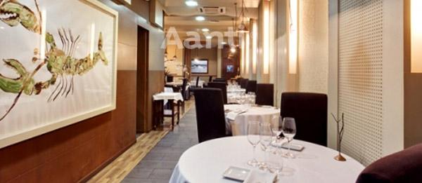 Interiorismo Restaurante Manairo de Barcelona