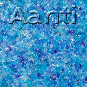 Vidrio Azul Aanti Acabado