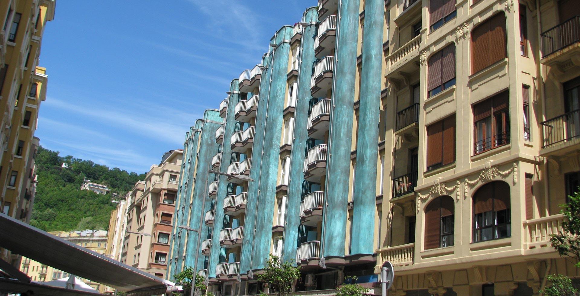 Viviendas Unifamiliares San Sebastián Aanti